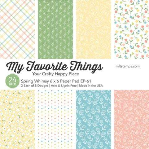 My Favorite Things - Spring Whimsy Paper Pack