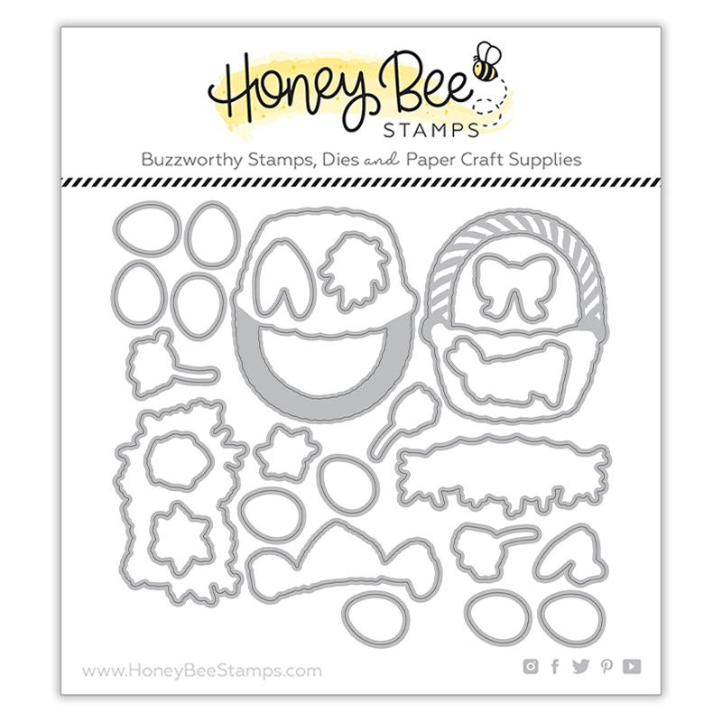 **  Honey Bee - Easter Basket Builder | Honey Cuts