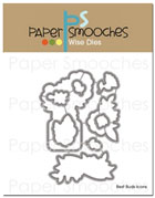 Paper Smooches - DIES - Best Buds Icons