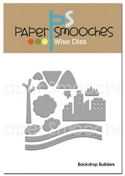Paper Smooches - DIES - Backdrop Builders