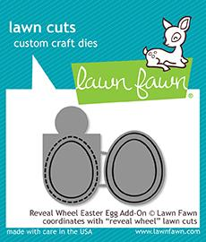 Lawn Fawn - reveal wheel easter egg add-on