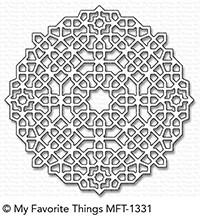 SP1 My Favorite Things -  Moroccan Mosaic Die-namics