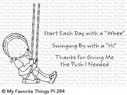 "*NEW* - My Favorite Things - PI Start Each Day with a ""Whee"""