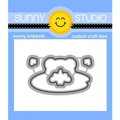 *NEW* - Sunny Studio - Feeling Froggy Dies