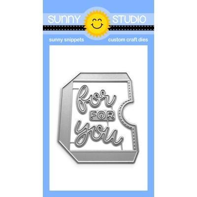 *NEW* - Sunny Studio - Gift Card Pocket Die