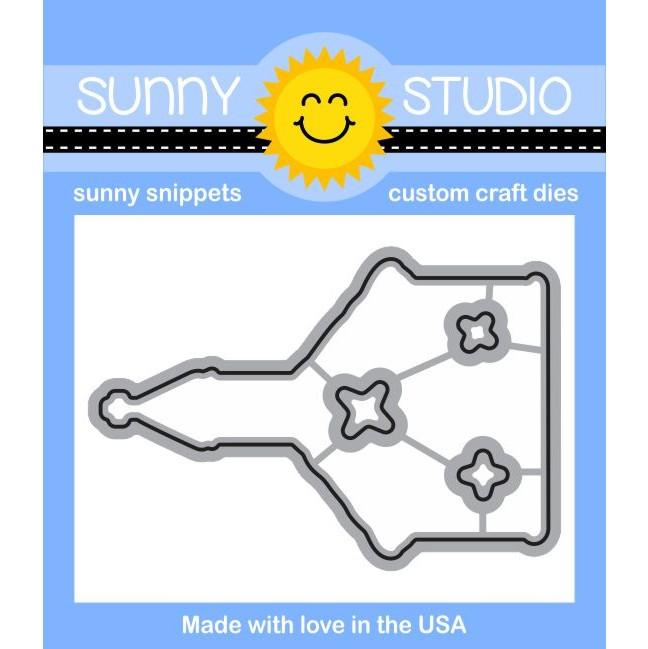 *NEW* - Sunny Studio - Christmas Chapel Dies