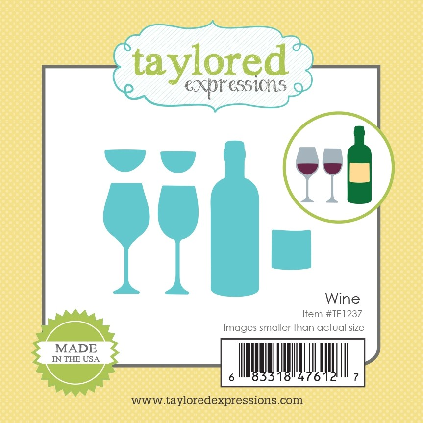 Taylored Expression - Little Bits - Wine