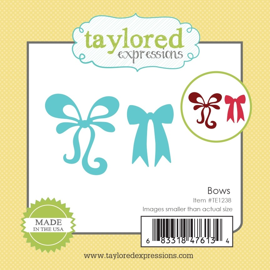 Taylored Expression - Little Bits - Bows
