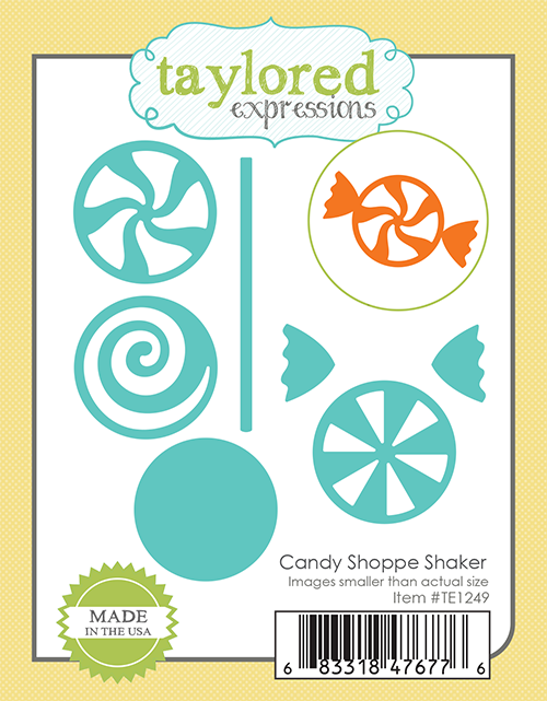 *NEW* - Taylored Expression - Candy Shoppe Shaker