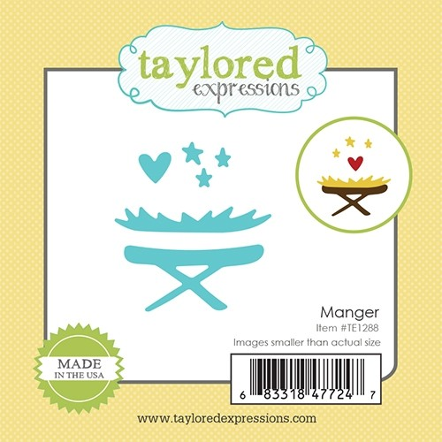 Taylored Expression - Little Bits - Manger
