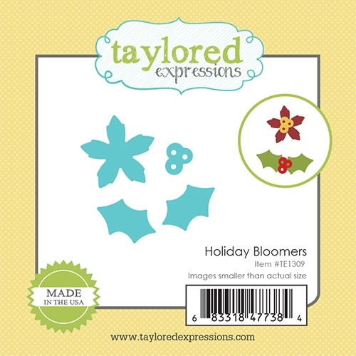 Taylored Expression - Little Bits - Holiday Bloomers