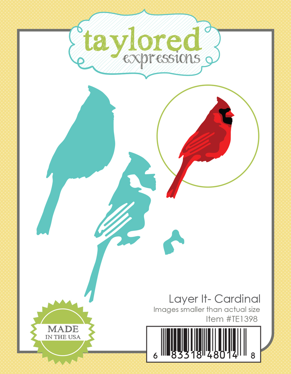 Taylored Expression - Layer It - Cardinal