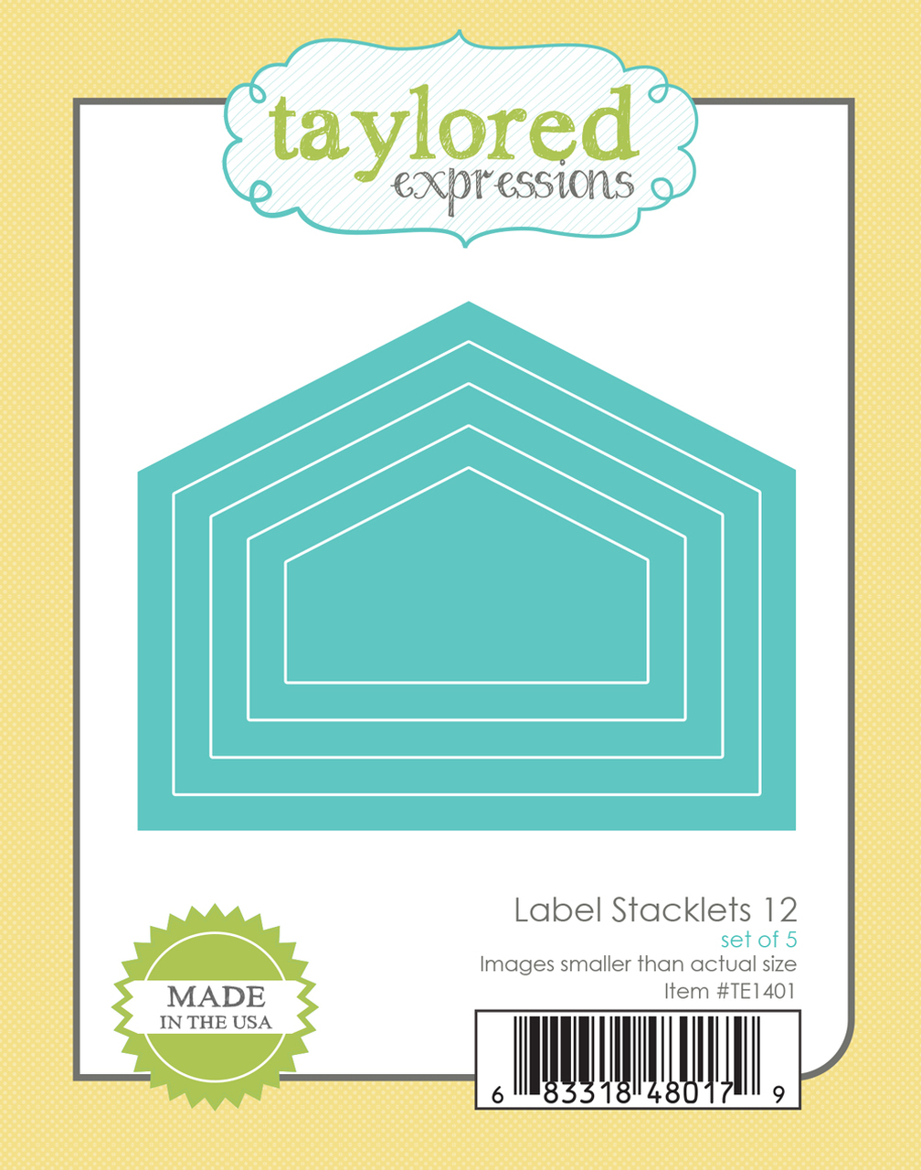 Taylored Expression - Label Stacklets 12