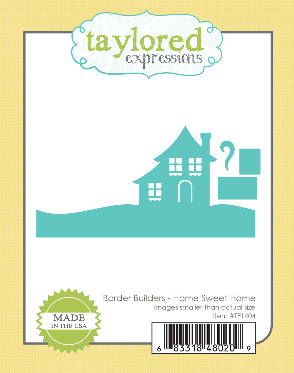 Taylored Expression - Border Builders - Home Sweet Home