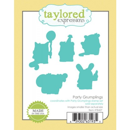 Taylored Expressions - Party Grumplings Dies