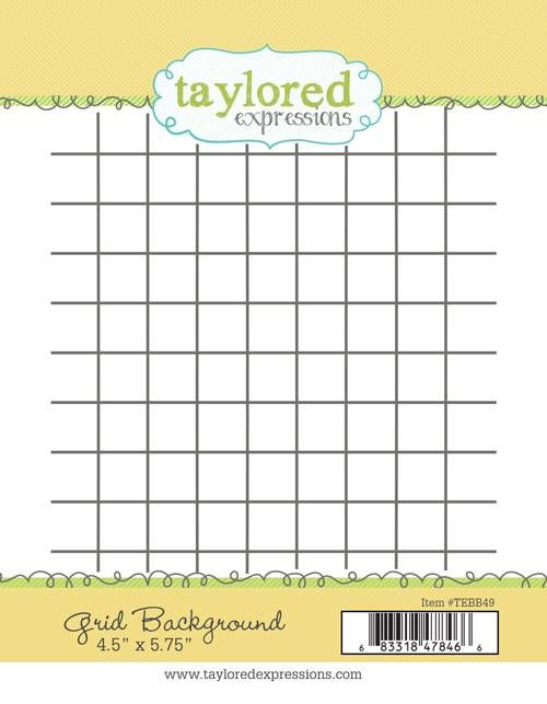 Taylored Expression - Grid Background