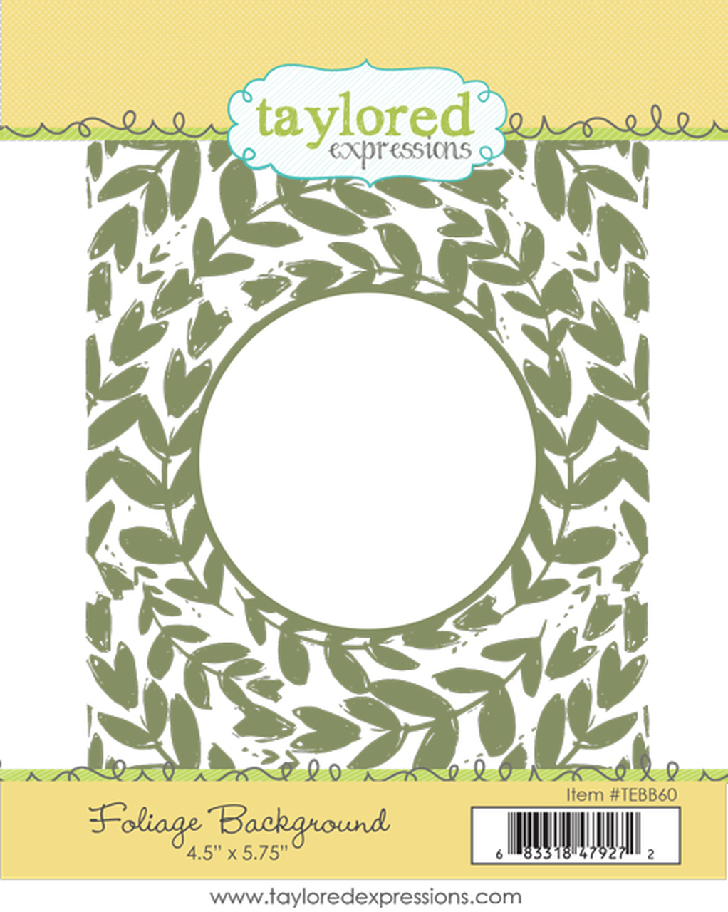 Taylored Expression - Foliage Background
