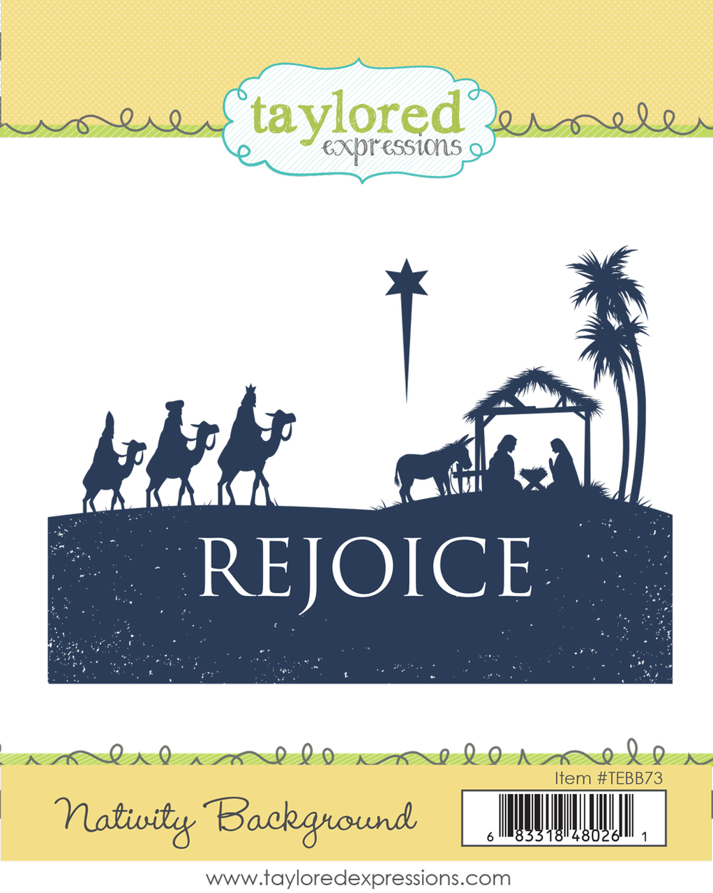 Taylored Expression - Nativity Background