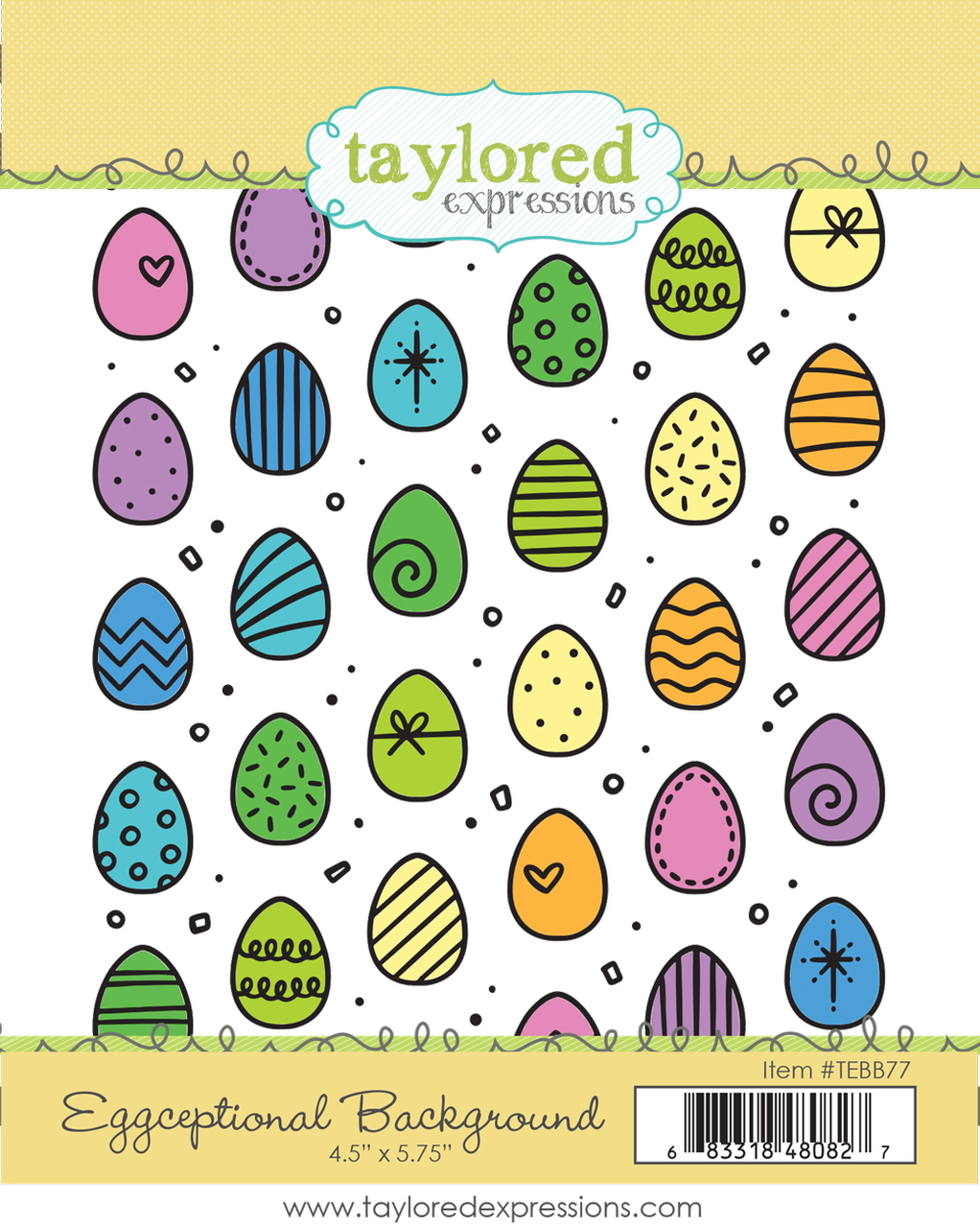 Taylored Expression - Eggceptional Background
