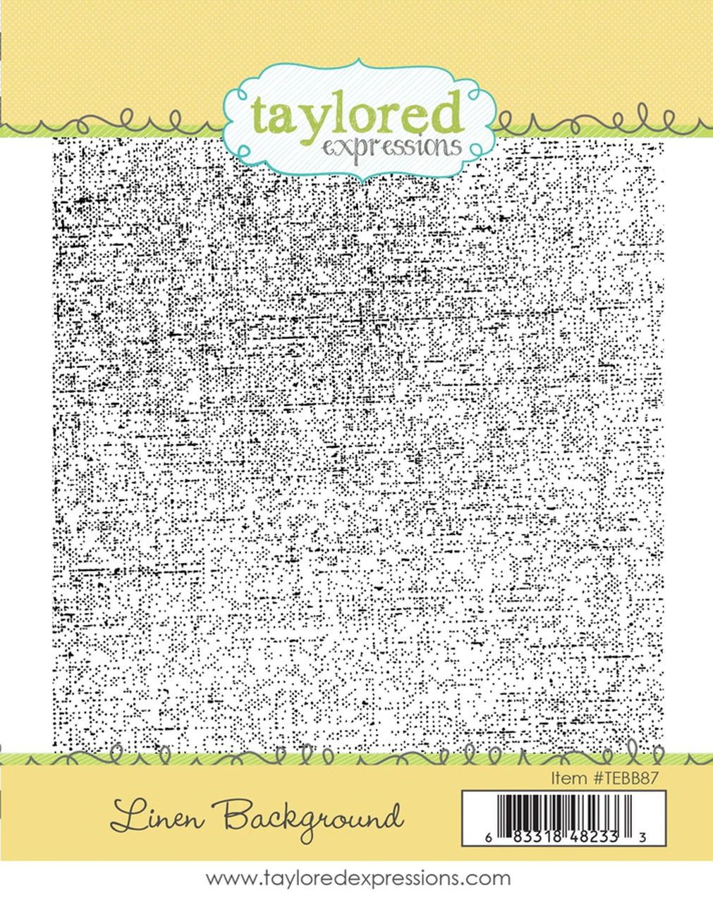 **NEW* - Taylored Expression - LINEN BACKGROUND