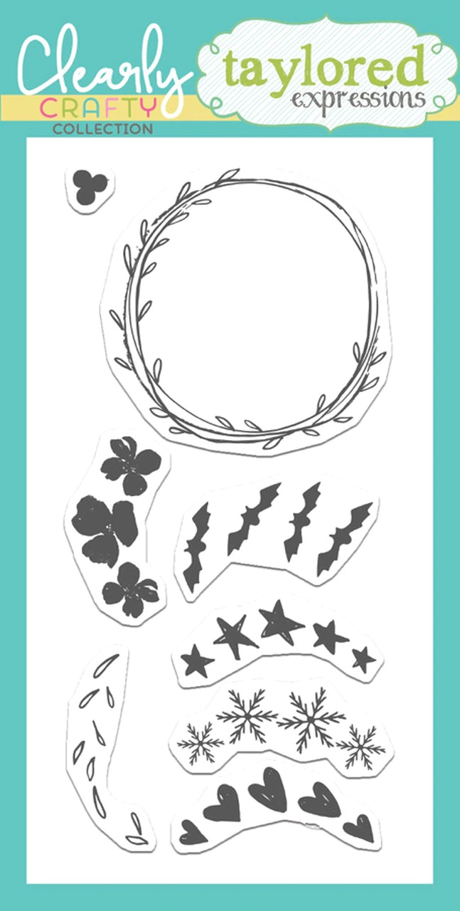 **PRE-ORDER* - Taylored Expression - FARMHOUSE WREATH