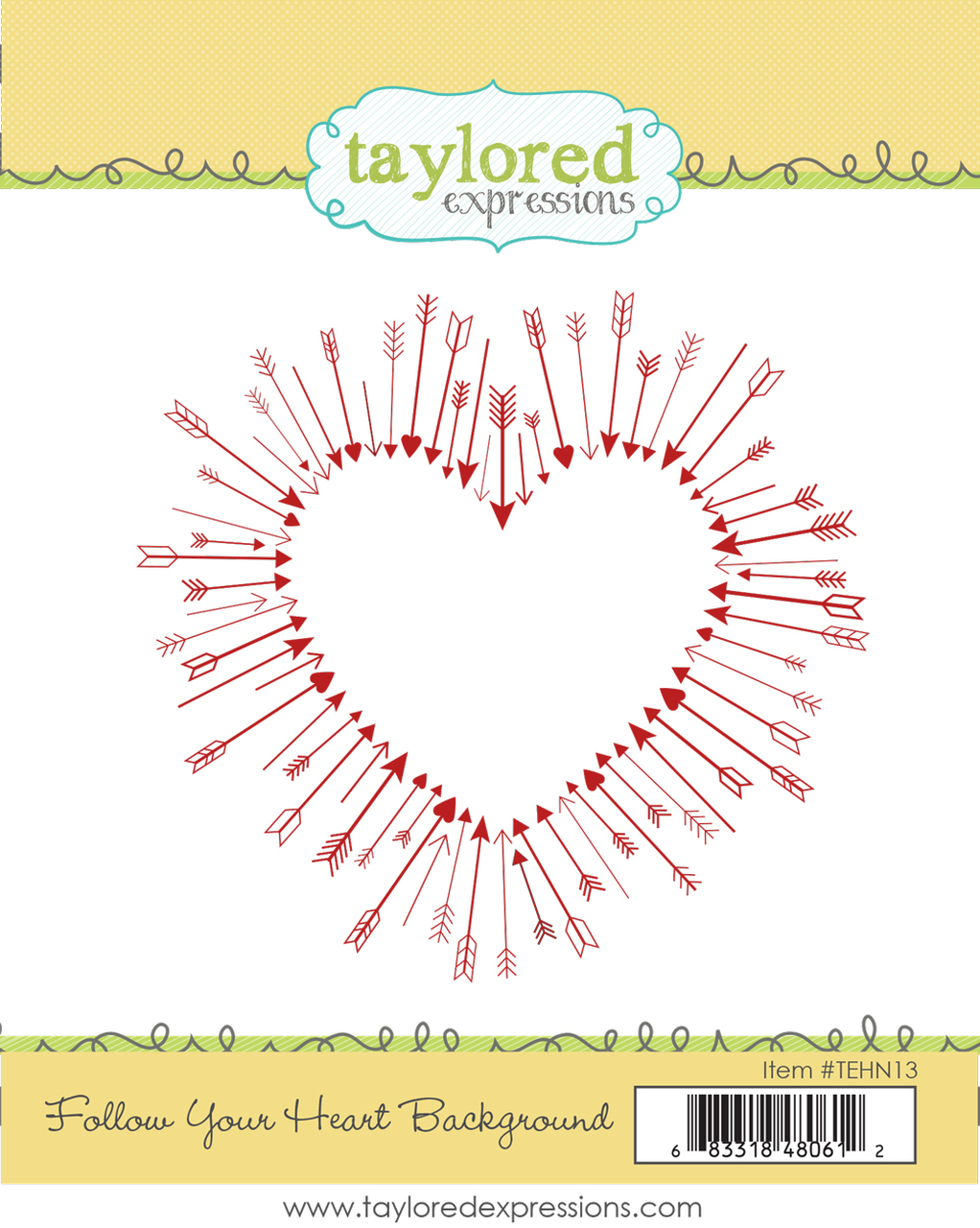 Taylored Expression - Follow Your Heart Background