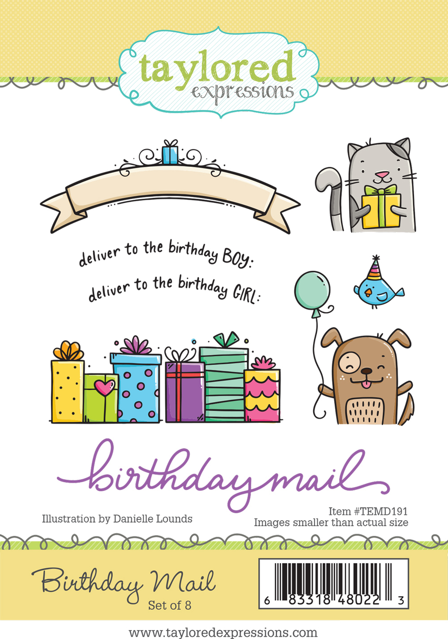 Taylored Expression - Birthday Mail