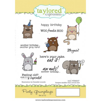Taylored Expressions - Party Grumplings