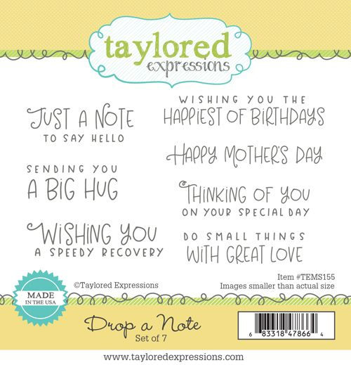 Taylored Expression - Drop a Note