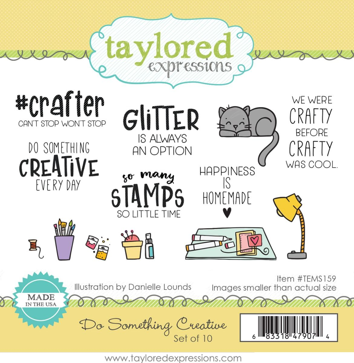 Taylored Expression - Do Something Creative