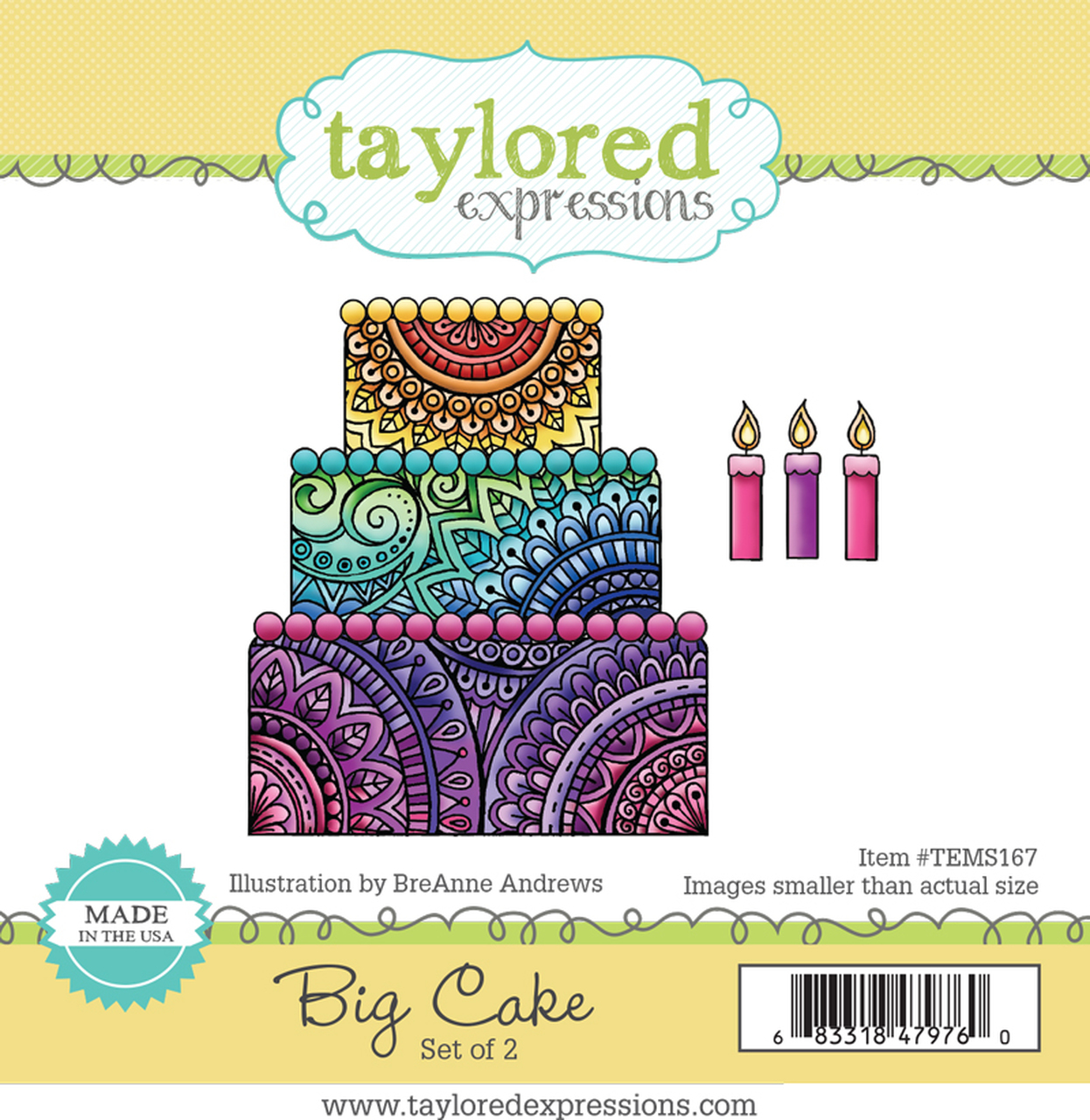 Taylored Expression - Big Cake