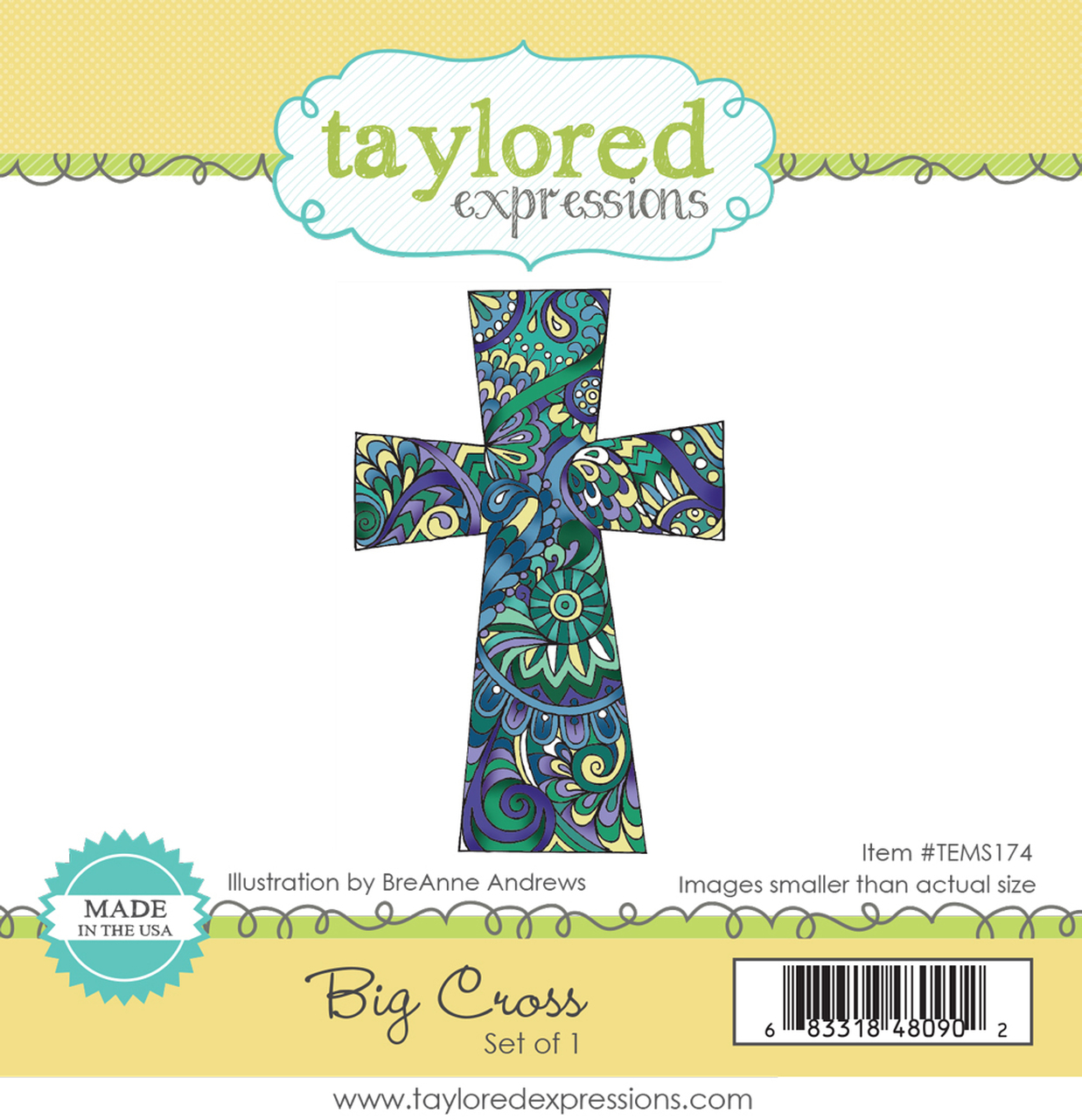 Taylored Expression - Big Cross