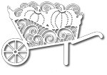Tutti Designs- Autumn Wheelbarrow