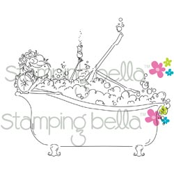 Stamping Bella - Bubbles Loves Her Bubbly