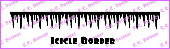 **JS** CC Cutters - Icicle Border