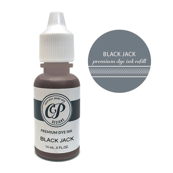 Catherine Pooler - Black Jack - Ink Refill