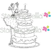 Stamping Bella - Bianca Loves Her Big Cake
