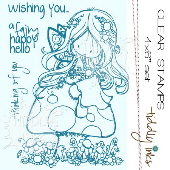 Tiddly Inks - Fairy Happy Day