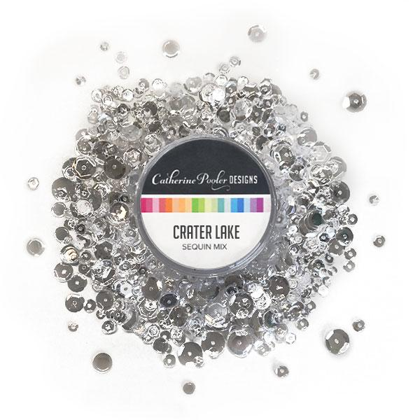 *NEW* - Catherine Pooler - Crater Lake Sequin Mix