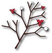 #Memory Box - Flowering Winterberry