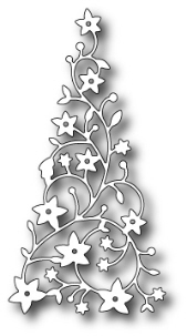 Memory Box - Flowering Christmas Tree