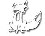 #Frantic Stamper - Adorable Fox