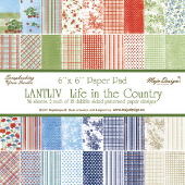 Maja Design - Life in the Country - 6 x 6 Pad