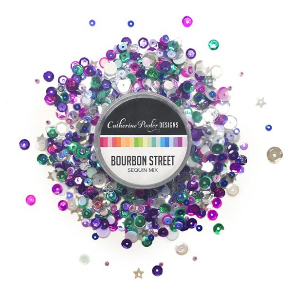 Catherine Pooler - Bourbon Street Sequin Mix