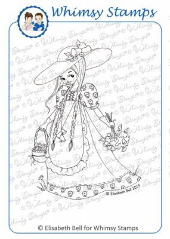 ###Whimsy Stamps - Miss Mary Contrary - Elisabeth Bell
