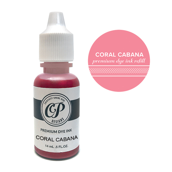 *NEW* - Catherine Pooler - Coral Cabana Refill