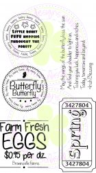SP1 Spring Logos Stamp Set