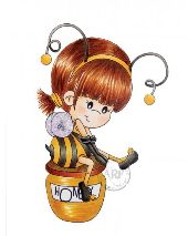 A Random Fan - Sweet Honey Bee