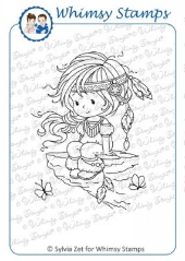 Whimsy Stamps - Wee Stamps - Wyanet - Wee Stamps