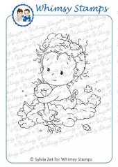 Whimsy Stamps - Wee Stamps - New Baby - Wee Stamps